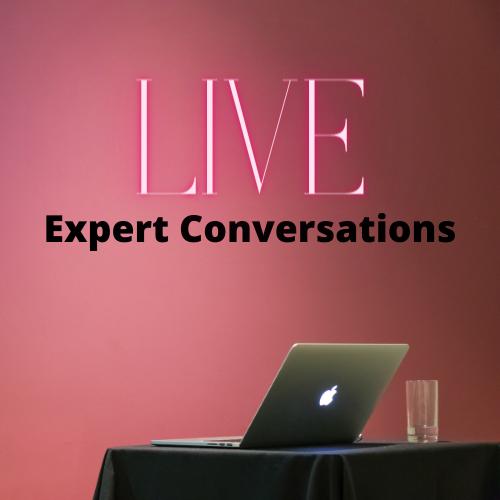 Facebook EXPERT LIVE Conversations